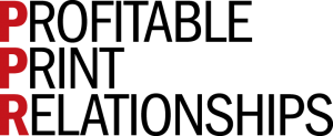 Profitable Print Relationships logo