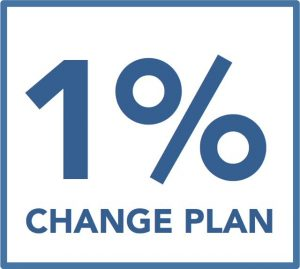 1 percent change plan