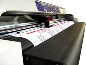 Does it matter what press a print job is produced on?