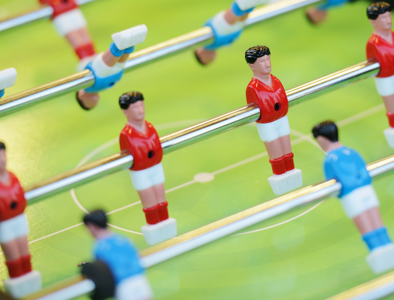 Table football can help printing companies!